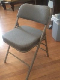 Chair used